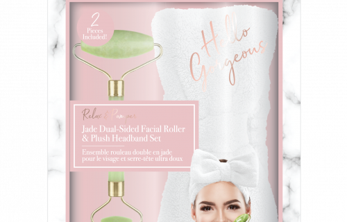 Danielle Jade Roller and Headband Gift Set