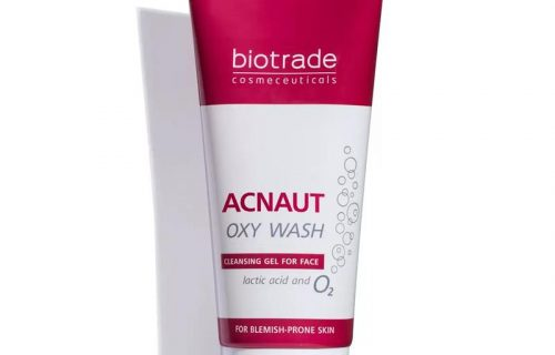 Acnaut Oxy Wash Gel 200ml