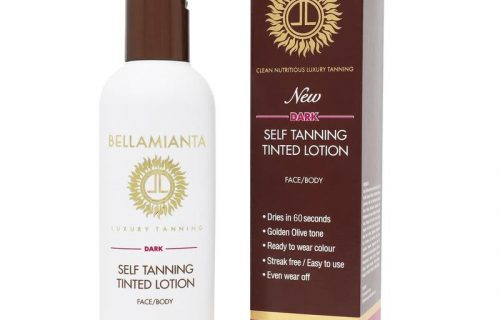 Bellamianta Dark Lotion 200ml