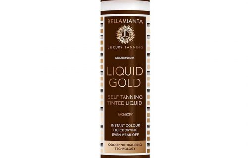 Bellamianta Liquid Gold Self Tanning Tinted Liquid