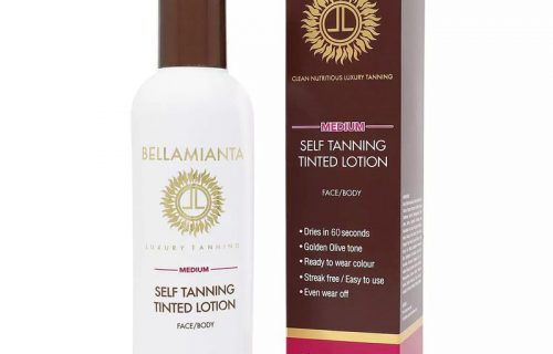 Bellamianta Luxury Tan Lotion