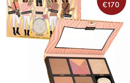 Benefit Cheek Stars Reunion Tour Makeup Palette