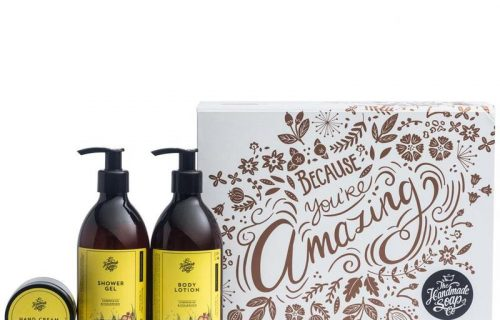 The Handmade Soap Company Amazing Gift Set
