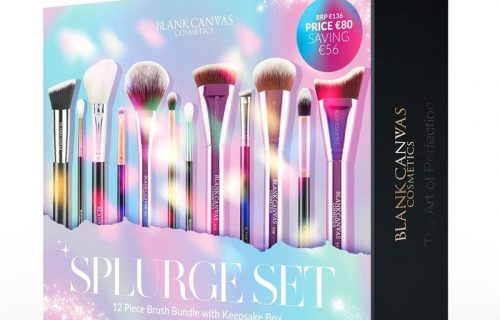 Blank Canvas Splurge 12 Piece Brush Bundle