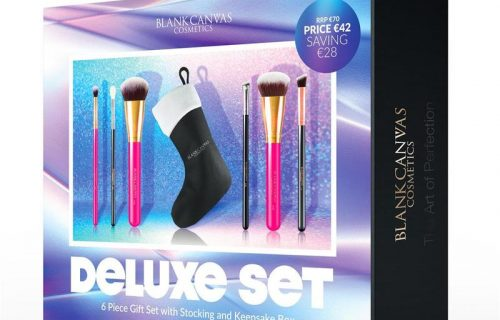 Blank Canvas Deluxe Set 6 piece brush Gift Set