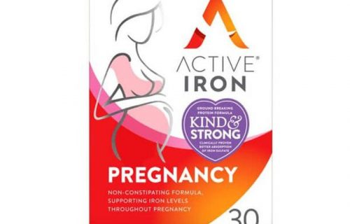 Active Iron For Pregnancy