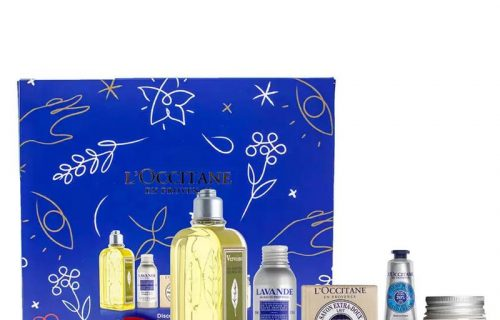 The Best of L'Occitane Skin and Bodycare Set