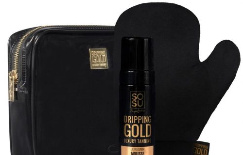 SOSU Dripping Gold The Perfect Pair Gift Set