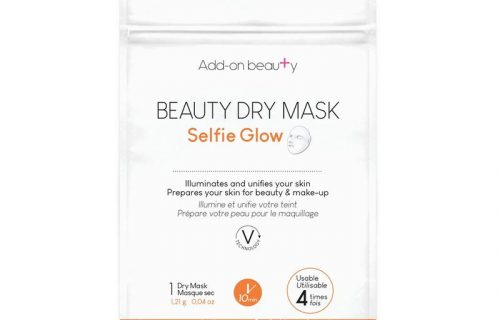 Add-on Beauty Dry Mask – Selfie Glow