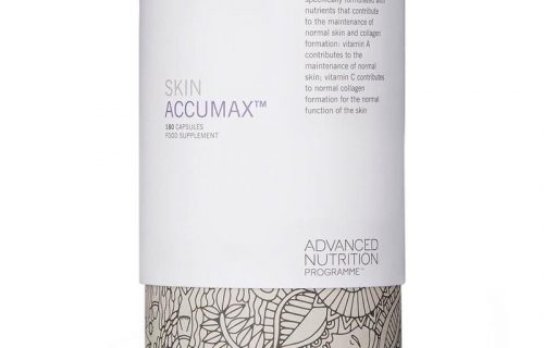 Advanced Nutrition Programme Skin Accumax 180pack