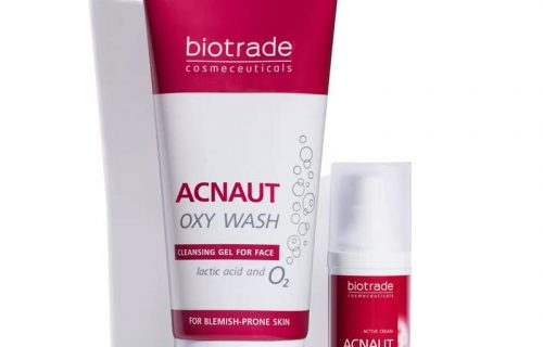 Acnaut Lotion and Cleansing Foam Kit – Blemish Prone Skin