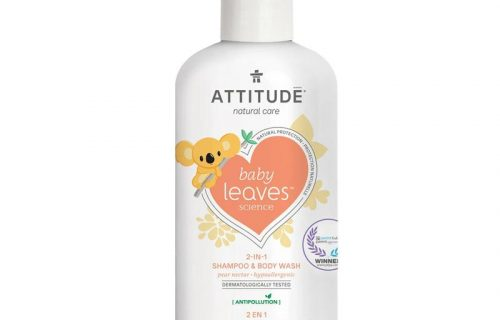 Attitude Baby Leaves 2 in 1 Shampoo and Body Wash Nectar