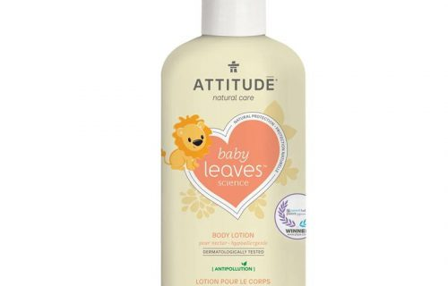 Attitude Baby Leaves Body Lotion Pear Nectar