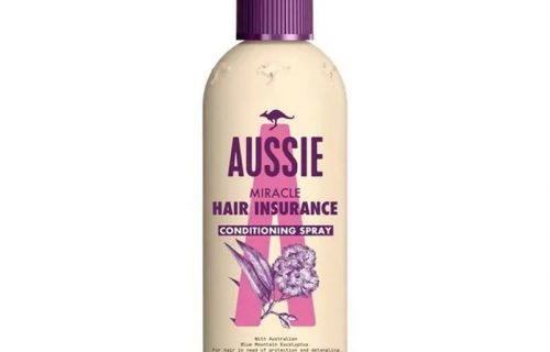 Aussie Miracle Hair Insurance Conditioning Spray