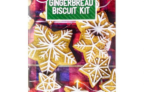 BakedIn Ginger Bread Biscuit Kit