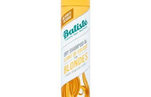 Batiste Dry Shampoo Light and Blonde
