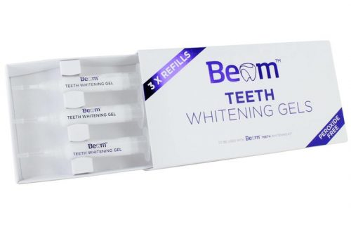 Beam Teeth Whitening Gel Refills 3 pack