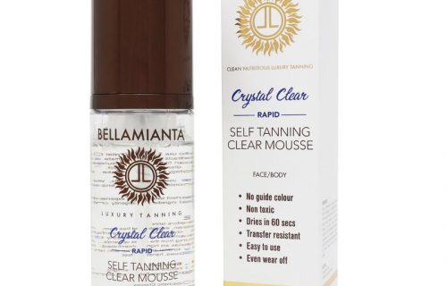 Bellamianta Crystal Clear Self Tanning Mousse