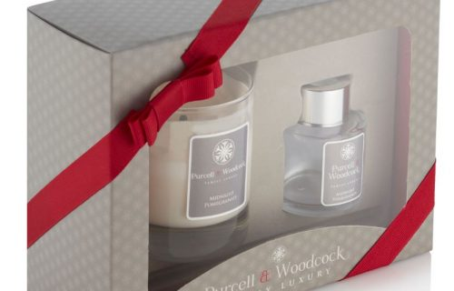 Purcell and Woodcock Candle and Diffuser Gift Set