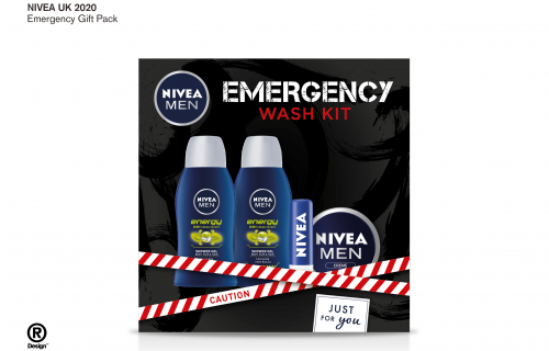 Nivea Men Emergency Wash Kit
