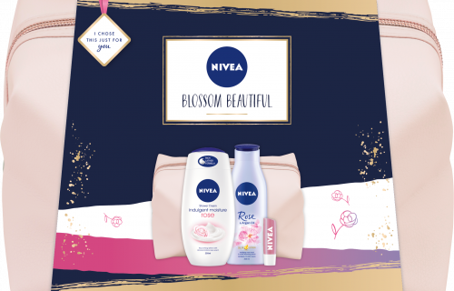Nivea Blossom Beautiful Gift set