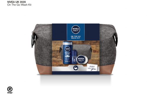 Nivea Men On The Go Gift Set