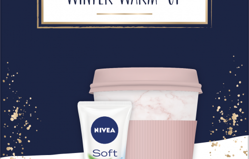Nivea Winter Warm Up Gift Set