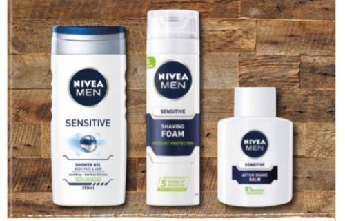 Nivea Men Smooth and Fresh Gift Set