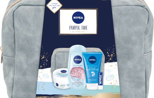 Nivea Pamper Time Gift Set