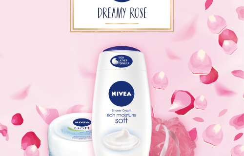 Nivea Dreamy Rose Gift Set
