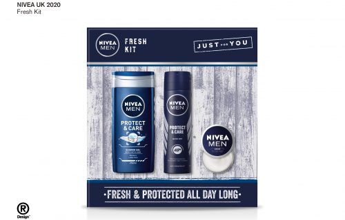 Nivea Men Fresh Kit