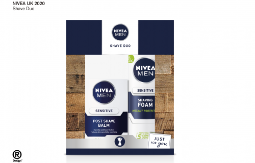 Nivea Men Shave Duo Gift Set