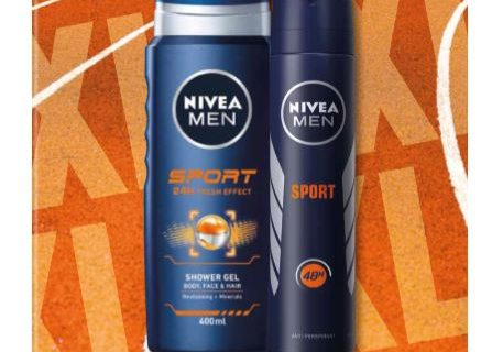 Nivea Men Sport XL Set