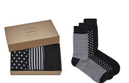 Jack and Jones Organic Socks Giftbox
