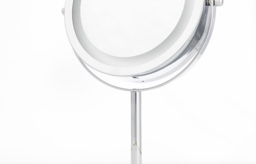 L.E.D. Touch Dimmer Mirror Chrome