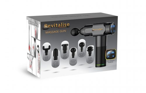 Revitalise Pro Massage Gun
