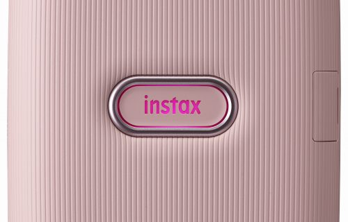 Instax Mini Link Printer Dusky Pink