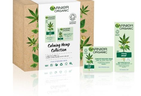 Garnier Organic Calming Hemp Collection