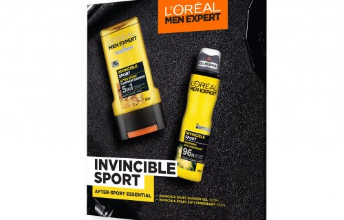 Loreal Men Expert Invincible Sport Gift Set