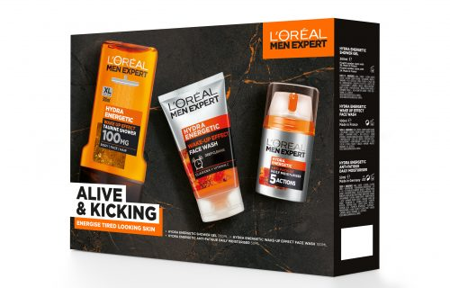Loreal Men Expert Alive and Kicking Set