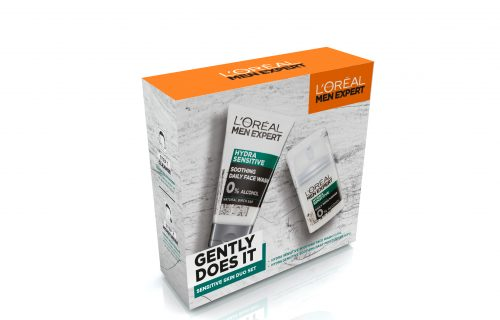 Loreal Men Expert Gently Does It Set