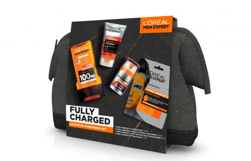 Loreal Men Expert Fully Charged Gift Set