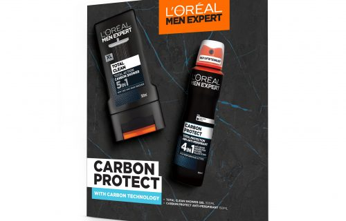 Loreal Men Expert Carbon Protect Set