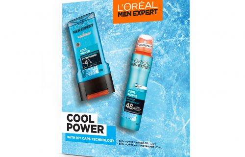 Loreal Men Expert Cool Power Set