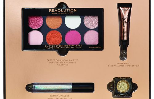 Revolution Glitter Kit Gift Set