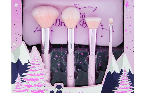 Q-KI Party Ready Brush Collection