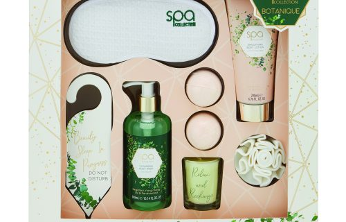 Style and Grace Home Spa Gift Set