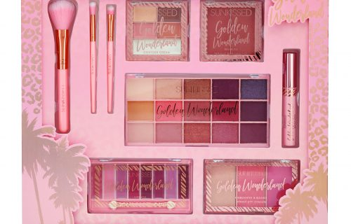 Sunkissed Golden Wonderland Gift Set