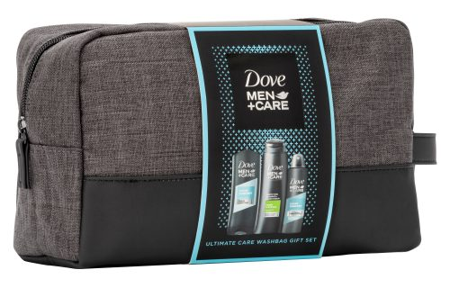 Dove Men Care Daily Care Wash Bag Gift Set