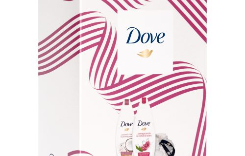 Dove Radiantly Refreshing Duo Gift Set